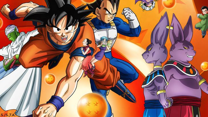 Dragon Ball Super arrive en français le 17 janvier