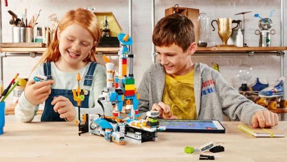 LEGO Boost, le nouveau kit pour débuter avec la robotique et la programmation