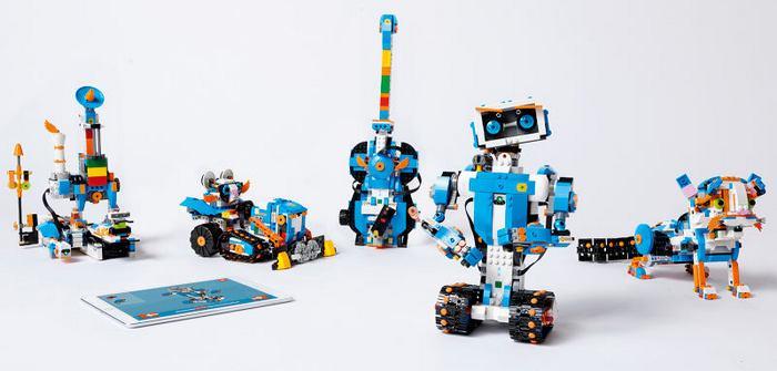 LEGO Boost - image LEGO