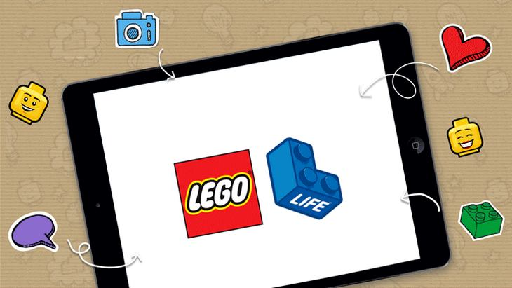 Lego Life : partage tes créations Lego dans une appli sociale !