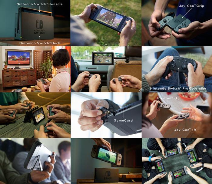 Nintendo annonce sa nouvelle console Switch pour mars prochain