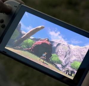 Nintendo Switch se révèle avec Mario et Zelda : ce qu'il faut savoir