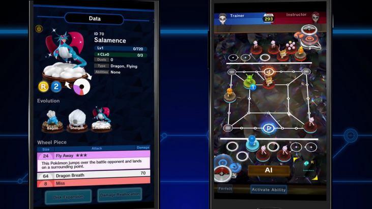 Pokémon Duel : le nouveau jeu mobile Pokémon (iOS/Android)