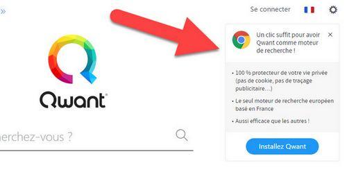 Qwant Extension