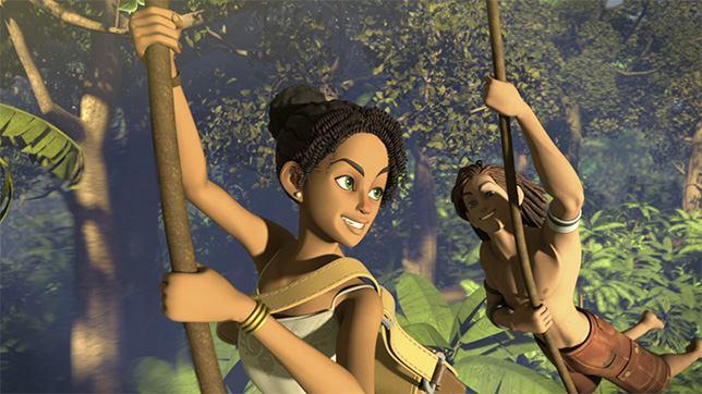 Tarzan et Jane - netflix