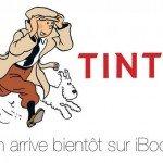 Tintin sur iBooks