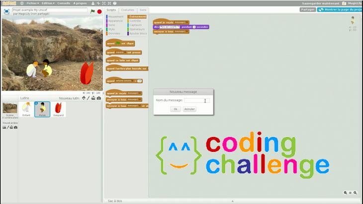 L'UNICEF Coding Challenge te lance un défi de programmation !