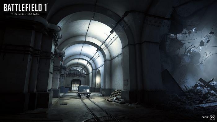 vaux - Battlefield 1