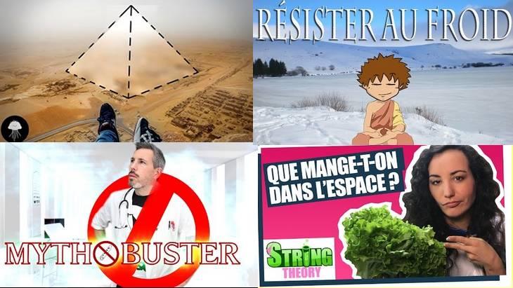 Apprendre avec YouTube #14 : les 6 vidéos de la semaine avec Dirty Biology, Cyrus North…