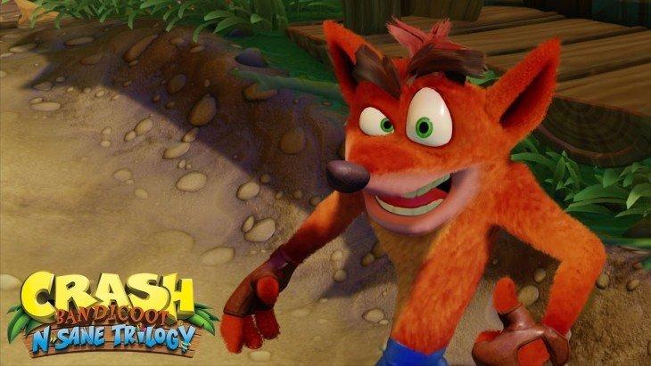 Crash Bandicoot, le marsupial culte est de retour
