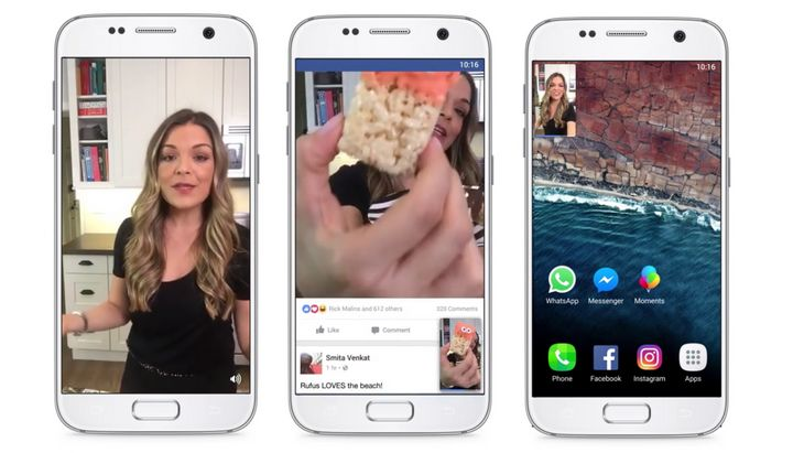 Facebook devient de plus en plus FacebookTube : 4 nouveautés vidéo à découvrir