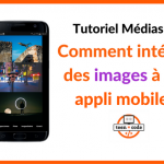 Tutoriel images appli mobile - Teen-Code