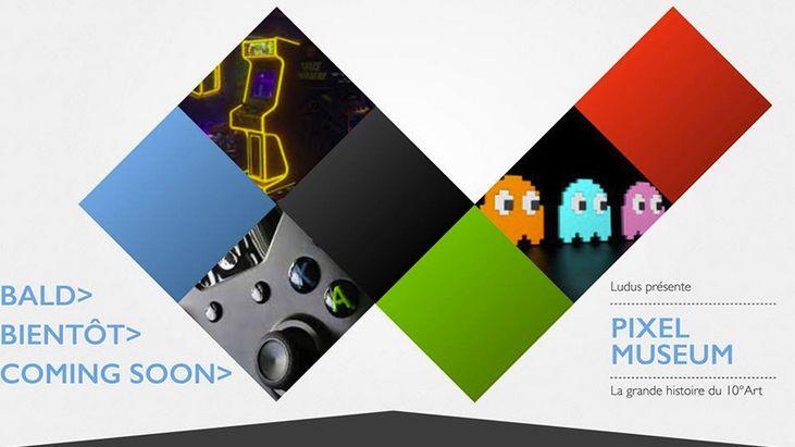 Pixel Museum, le musée du jeu vidéo, des loisirs connectés et des arts vidéoludiques