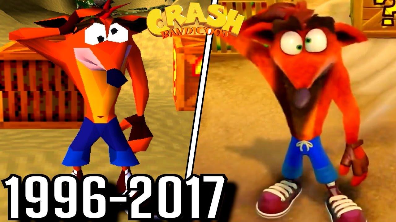 Crash Bandicoot, le marsupial culte est de retour - Geek ...