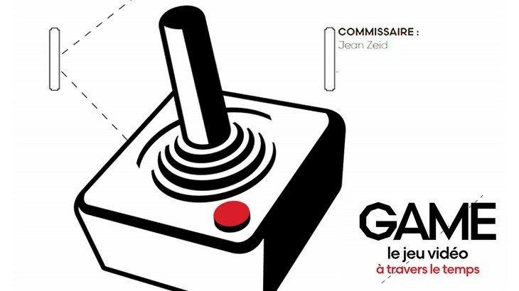 «Game, le jeu vidéo à travers le temps», une expo sur les jeux vidéo jusqu'au 27 mars 2017