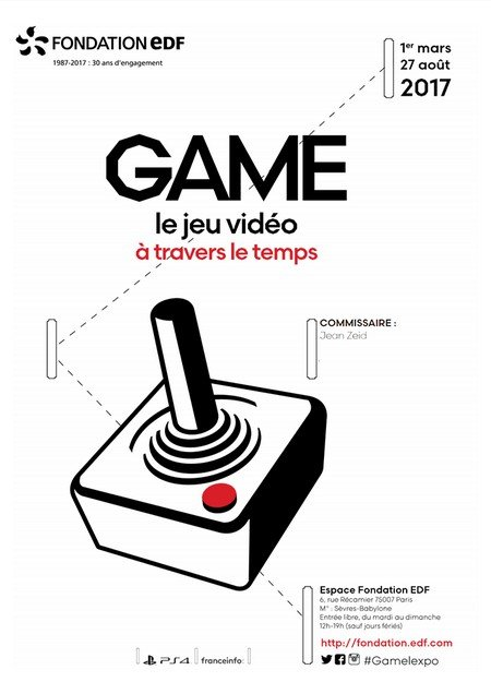 game expo affiche