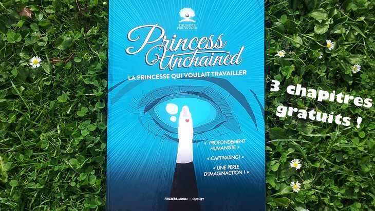 Princess Unchained : la BD qui te guide vers le job de tes rêves
