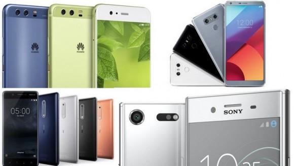MWC : LG G6, Huawei P10, Xperia XZ Premium… Quels nouveaux smartphones à découvrir ?