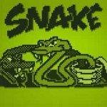 Snake dans Facebook Messenger