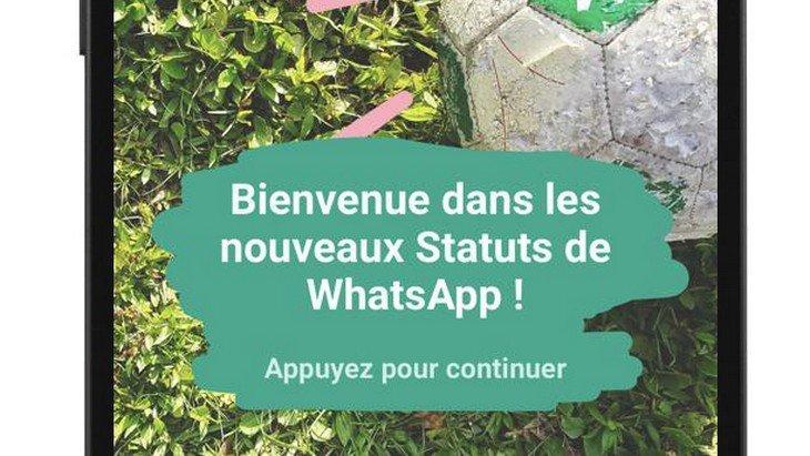 WhatsApp copie lui aussi les stories de Snapchat