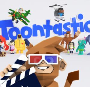 Toontastic 3D met en scène ton imagination