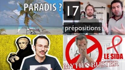 Apprendre avec YouTube #22 : 6 vidéos avec Scilabus, Nota Bene, Dans Ton Corps…