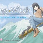 flying witch manga vol.1