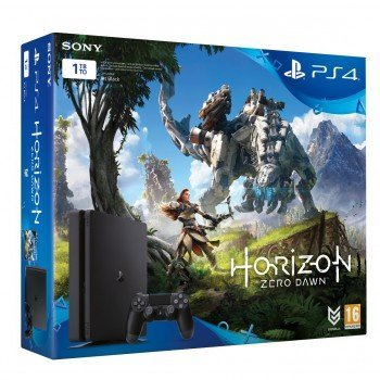 horizon zero dawn ps4 bundle