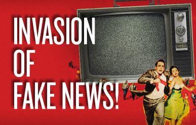 invasion fake news