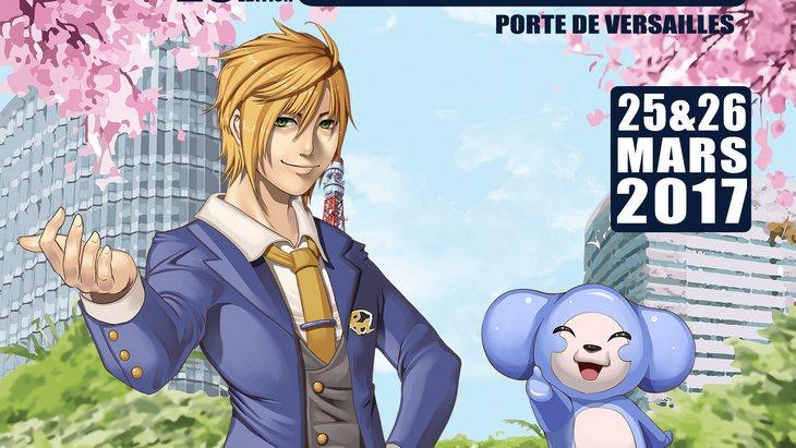 Paris Manga & Sci-fi Show fête le printemps les 25 et 26 mars
