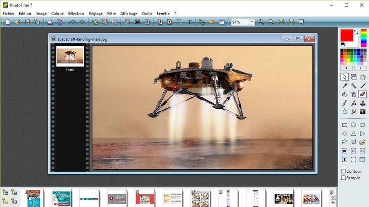 Tuto PhotoFiltre : prise en main de l'alternative gratuite à Photoshop
