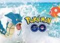 Pokemon Go fait son festival aquatique ! Bonne chasse !