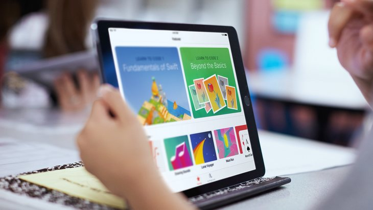Swift Playgrounds, l'appli pour découvrir le code, est dispo en français !