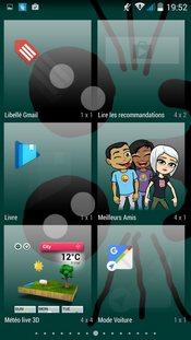 widget Snapchat 1