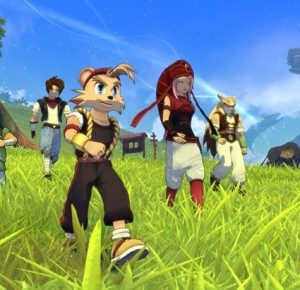 Shiness: The Lightning Kingdom, un joli jeu made in France sur PS4, XBox One et PC