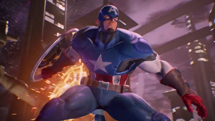 Marvel vs. Capcom: Infinite se révèle avec un trailer