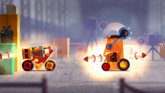Le jeu mobile du jour : CATS Crash Arena Turbo Stars (App Store, Google Play)