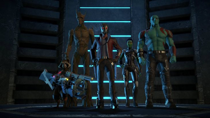 Les trailers jeux vidéo de la semaine #14 : Guardians of the Galaxy, Snake Pass, LEGO City Undercover…