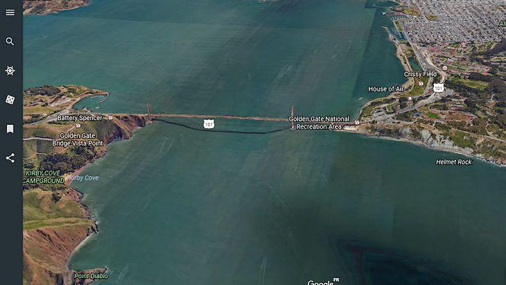 Le nouveau Google Earth t'offre le monde sur Chrome