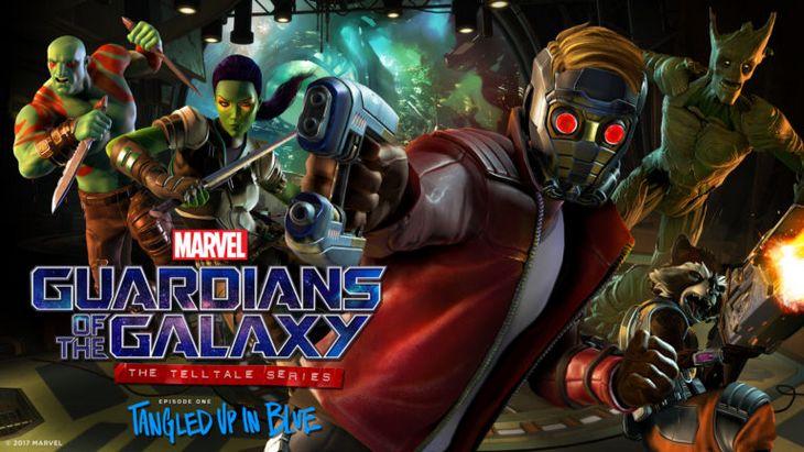 Guardians of the Galaxy : le jeu dispo sur mobile, console et PC