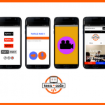 6 tutos médias applis mobiles - Teen-Code