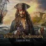 Pirates Caribbean Tides War