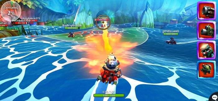 battle bay gameplay