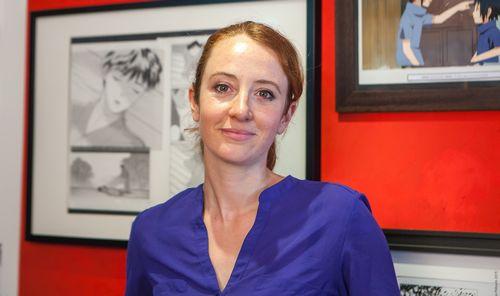 Claire Pélier, fondatrice de l'EIMA