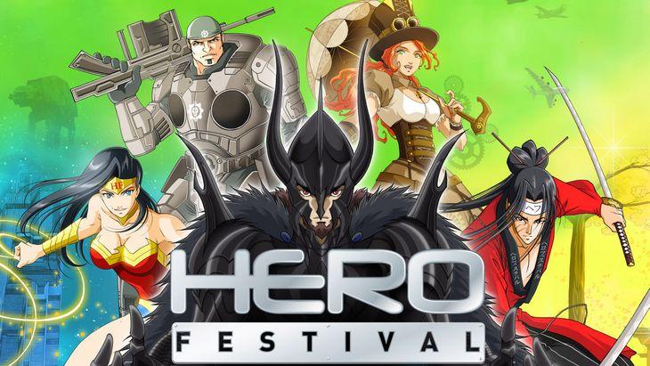 HeroFestival, le rendez-vous geek s'installe à Grenoble les 6 et 7 mai