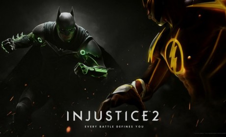 Le jeu mobile du jour : Injustice 2 (App Store / Google Play)