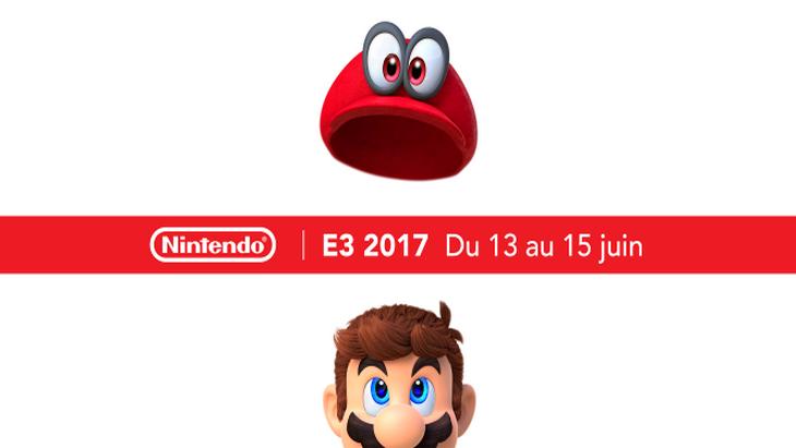 Nintendo Treehouse 2017 : E3 2017 le programme!