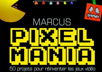 Pixelmania, 50 projets pour les bricolos geeks #DIY