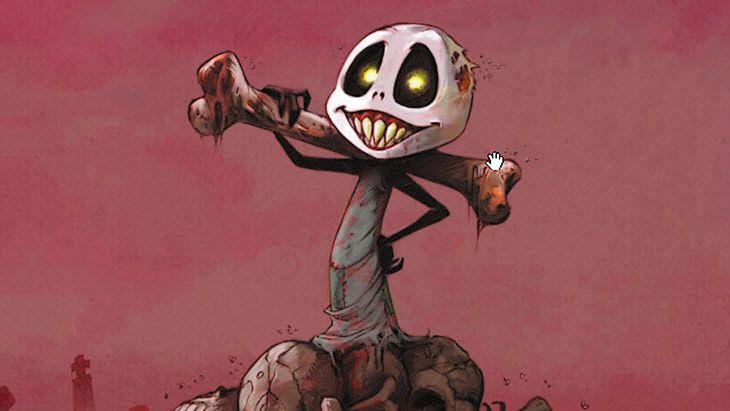Tizombi, la BD de zombies pas comme les autres !