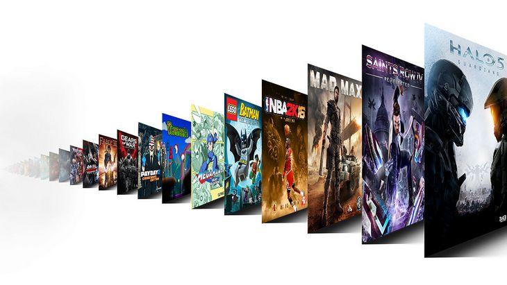 Xbox Game Pass se lance avec plus de 100 jeux sur Xbox One et Live en illimité